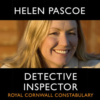 DI Helen Pascoe - a character from the Pieter van Es thriller series